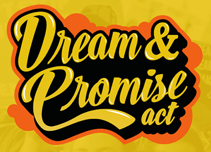 Dream and Promise Act logo