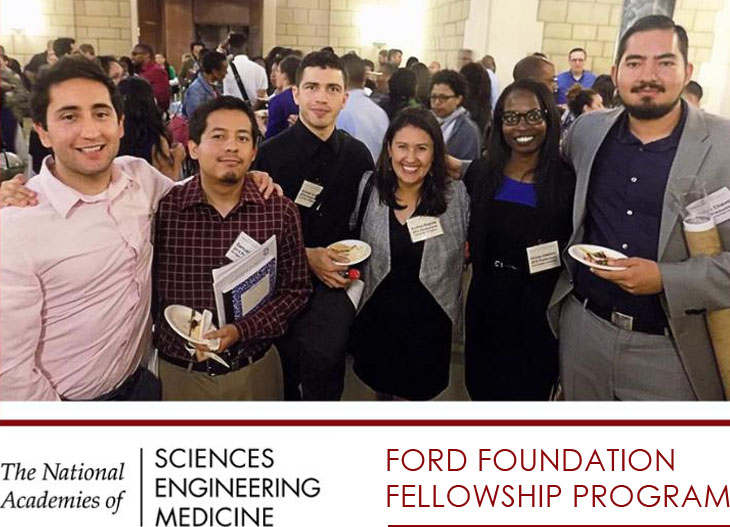 The National Academies of Sciences, Engineering, and Medicine; Ford Foundation Fellowship Program.